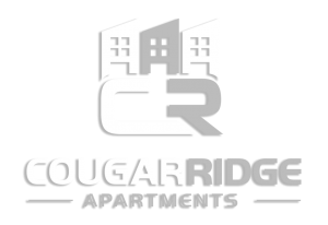 cougar ridge white logo