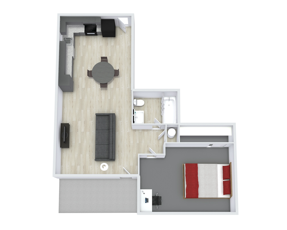 Cougar Ridge Floor Plans